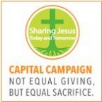 Capital Campaign not equal giving but equal sacrifice