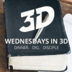 Wednesdays in 3D - Our Savior Luthern Church