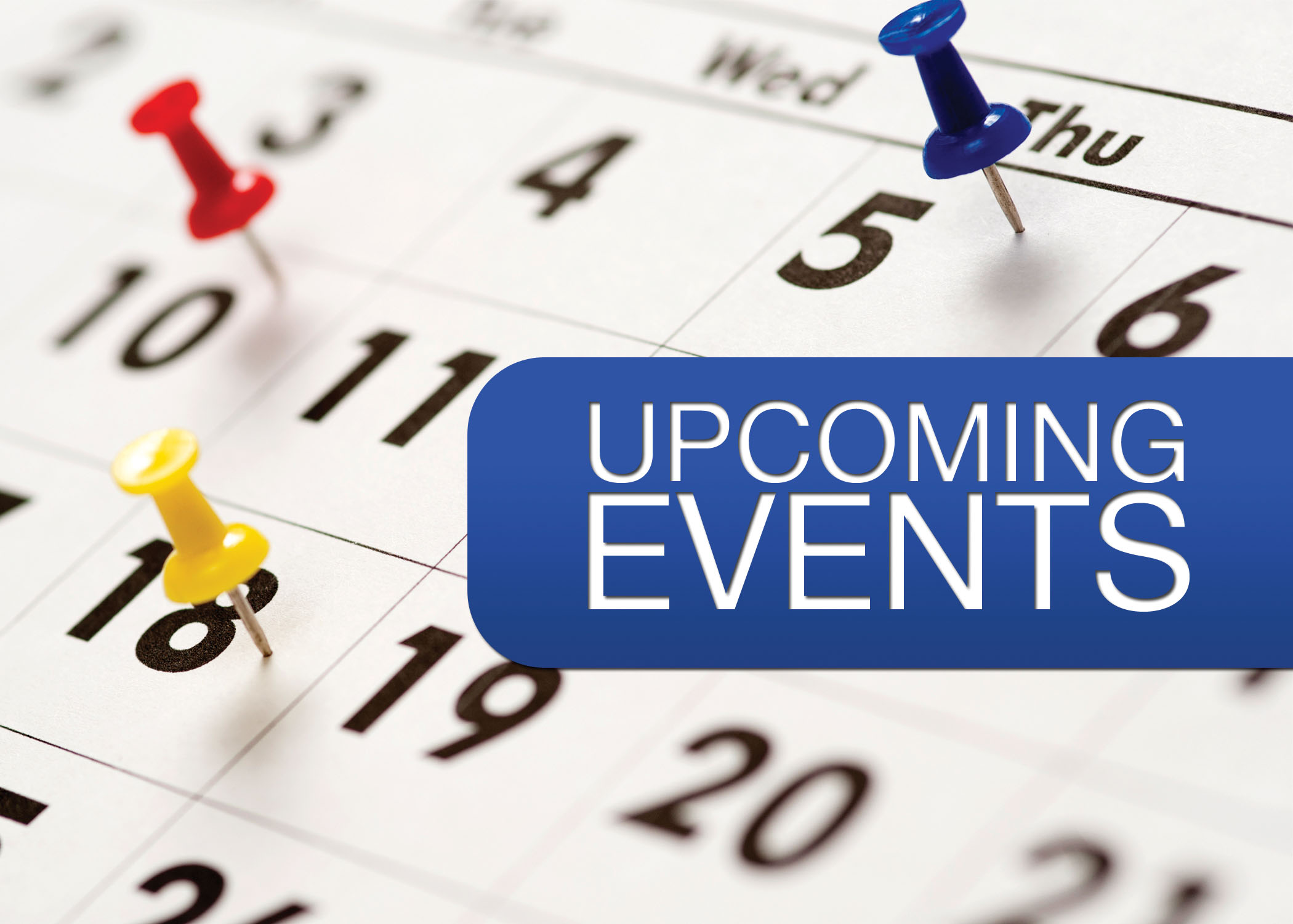 Upcoming Events And Calendar Oslcs